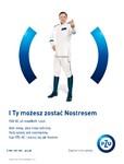 Kapitan Nostres na spokojnie w kampanii reklamowej AC w PZU