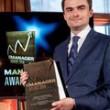 Nagroda Managera Roku dla Michała Skowronka z MasterCard