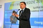 Roman Szyszko, wiceprezes Energa SA ds. finansowych, fot. Grzegorz Szymański