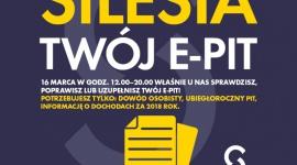 Twój e-PIT w Silesia City Center LIFESTYLE, Finanse - Twój e-PIT w Silesia City Center