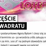 """""""Szczęście do kwadratu"""": łączna pula nagród to aż 40 tysięcy złotych"""